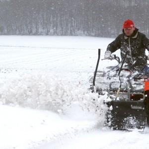 ATV-sneeuw