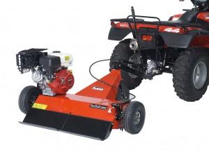ATV-verticuteermachine