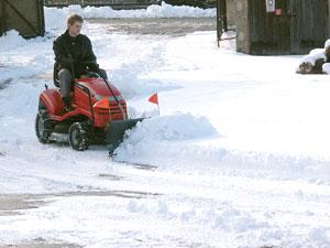 Sneeuwschuif TS125