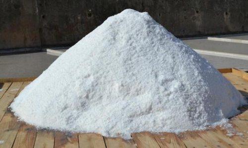 onkruid bestrijden zout