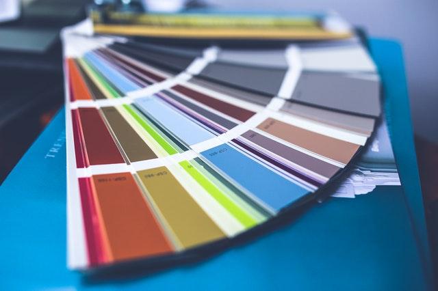tuinontwerp en kleuren